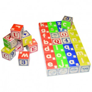 Braille ABC Blocks