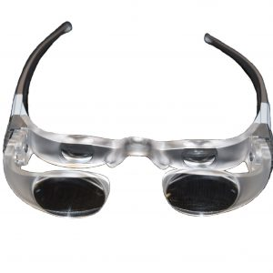 MaxTV Glasses from the front.